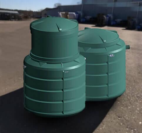 Биостанции, септики - k-systems.km.ua